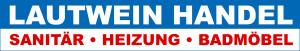 Logo Lautwein - Blauer Rand